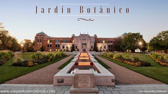 Jard n bot nico de montreal ubicaci n horarios y precios for Precio entrada jardin botanico madrid
