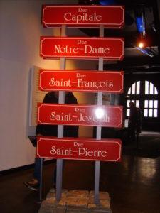 interior del Centre d'Histoire de Montreal