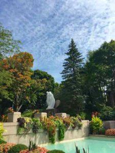 Jardin del oratoire Saint Joseph