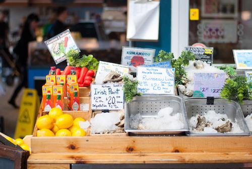 Visitar los mercados en Montreal