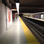 El metro un transporte de Montreal