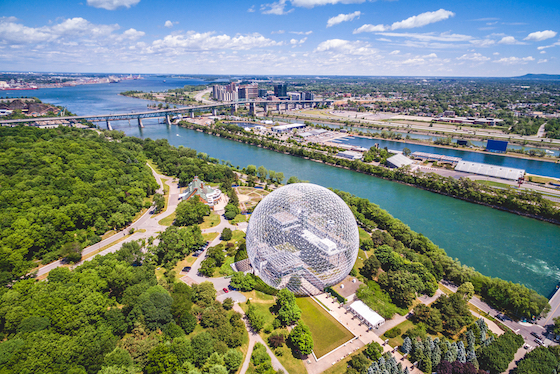 Parque Jean Drapeau Montreal