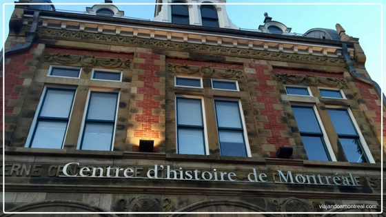 Centre de histoire Montreal