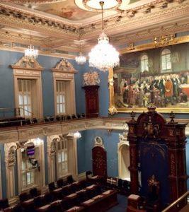 Parlamento Quebec